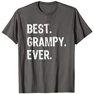 Mens Best Grampy Ever - Grandfather T-Shirt