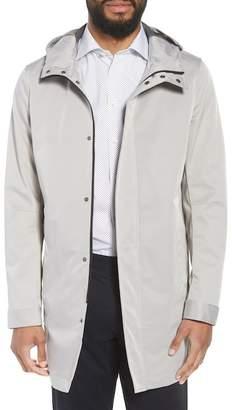 Ted Baker Verner Hooded Mac Jacket