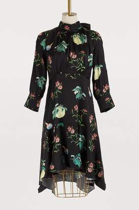 Peter Pilotto Silk mini dress