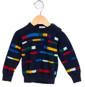 Paul Smith Boys' Geometric Patterned Sweater