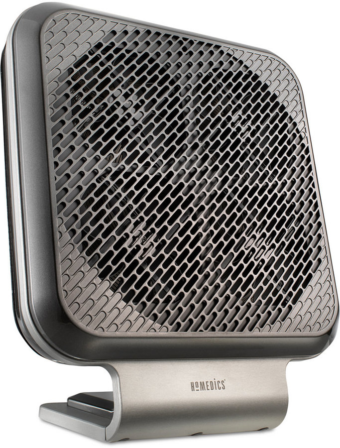 Homedics AR-NC01GY Breathe Air Cleaner With Nano Coil