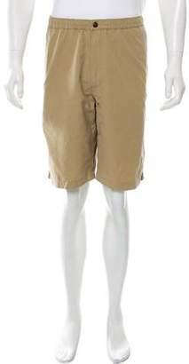 Zegna Sport Flat Front Cargo Shorts
