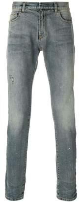 Faith Connexion distressed slim-fit jeans