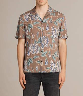 AllSaints Peoria Short Sleeve Shirt