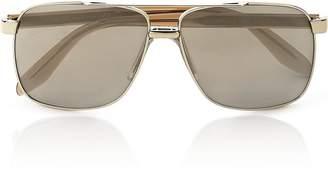Versace Men's Double Bridge Navigator Sunglasses