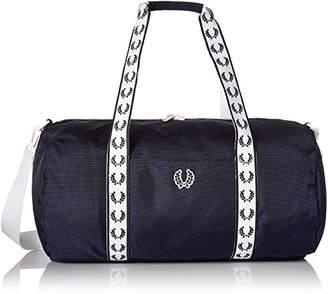 Fred Perry Men's Track Barrel Bag
