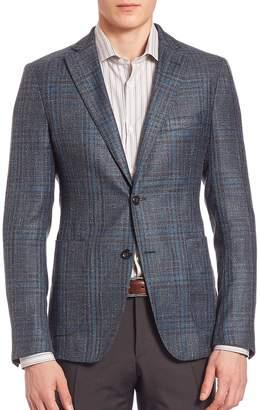 Pal Zileri Men's Woven Sportcoat