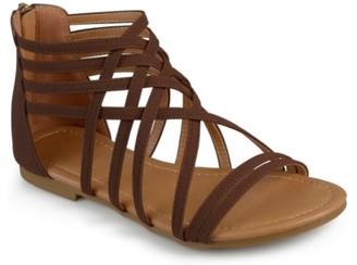 Journee Collection Hanni Gladiator Sandal