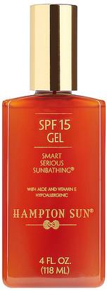 Hampton Sun SPF 15 Gel