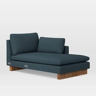 west elm XL Right Arm Chaise