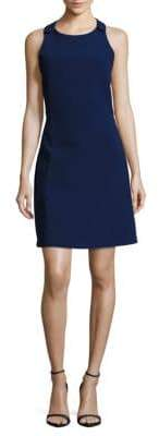 Carven Solid Bodycon Dress