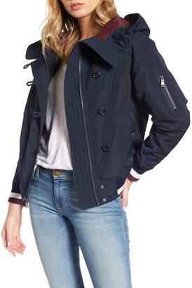 Tommy Hilfiger Windbreaker Jacket w/ Hoodie