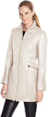 Via Spiga Women's Quilt Walker