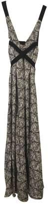 I.D. Sarrieri Black Silk Dress for Women