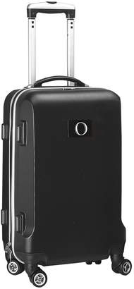 """ABS by Allen Schwartz Mojo Licensing 21"""" Carry-On Hardcase Spinner Luggage - 100% With Letter O"""