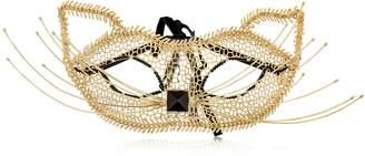 Rosantica Venezia Beaded Cat Mask