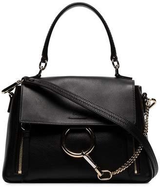 Chloé Black Faye Day Shoulder Bag