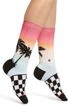 Stance Baecation Crew Socks