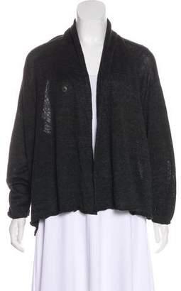 eskandar Open Linen Cardigan w/ Tags