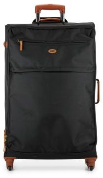 "30"" Black Spinner Suitcase"