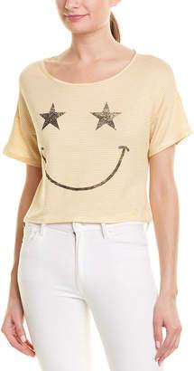 Vintage Havana Boxy Crop T-Shirt