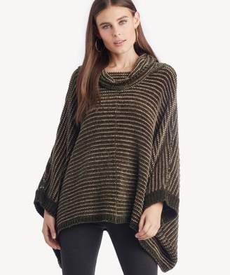 Sole Society Chenille Turtleneck Poncho