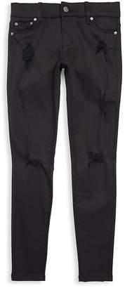 Tractr Girl's Dark Pants