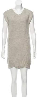 Alexander Wang Sleeveless Sweater Dress