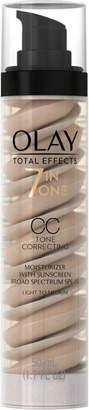 Olay CC Cream - Total Effects Tone Correcting Moisturizer with SPF 15 - Light/Medium