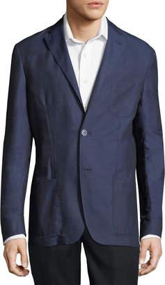 Corneliani Notch Lapel Jacket