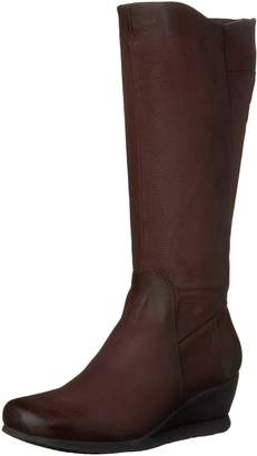 Miz Mooz Women's Marybeth Tall Wedge Boot
