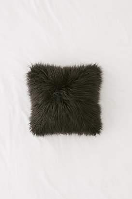 Marisa Tipped Faux Fur Pillow