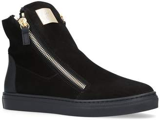 Giuseppe Zanotti Larry Junior High Top Sneakers
