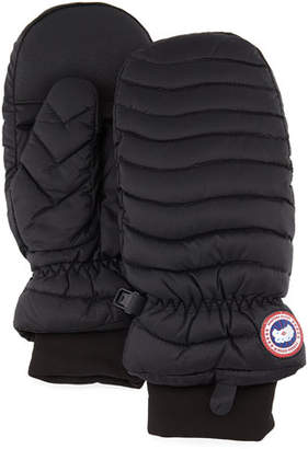 Canada Goose Mitts Lightweight Down-Filled Gloves
