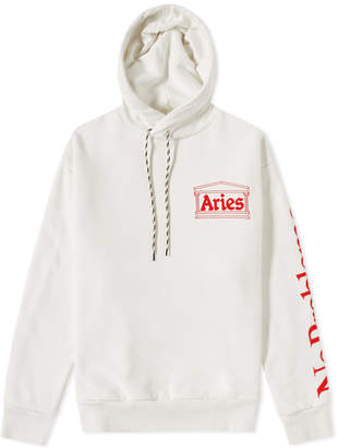 Aries Double Thickness Hoody