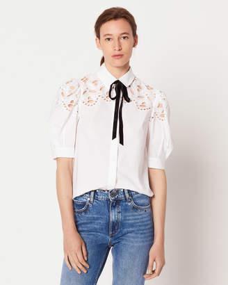 Sandro Cubisme Shirt