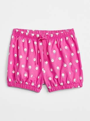 Gap Pull-On Bubble Shorts