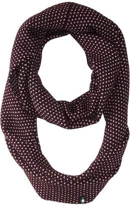 Smartwool Diamond Cascade Infinity Scarf Scarves