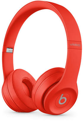 Apple Beats Solo3 Wireless On-Ear Headphones (PRODUCT)RED