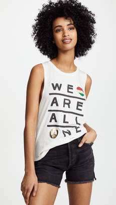 Spiritual Gangster All One Muscle Tank