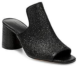 Vince Women's Tanay Leather Slide