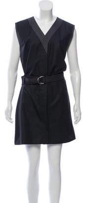 Paco Rabanne Sleeveless Mini Dress w/ Tags