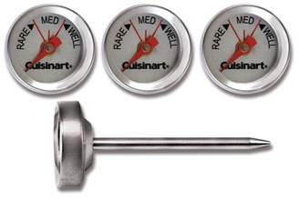 Cuisinart Outdoor Grilling Steak Thermometers (Set of 4)