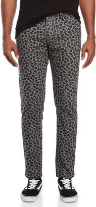 Billionaire Boys Club Cosmo Cheetah Print Jeans