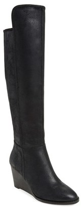 Women's Lucky Brand 'Valeriy' Tall Boot $228.95 thestylecure.com