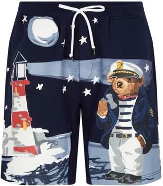 b4189c0fef220 Polo Ralph Lauren Nautical Polo Bear Shorts