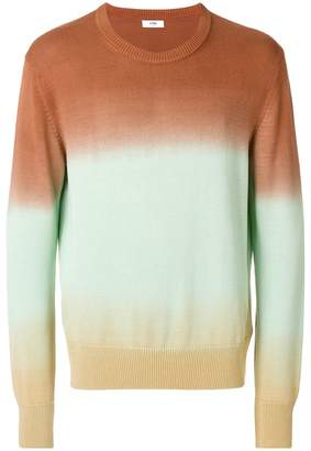 Cmmn Swdn gradient fitted sweater