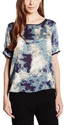 Garcia Women's T-Shirt - Blue