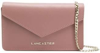 Lancaster foldover clutch bag