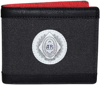 Buxton Budweiser Mens Slim Fold Wallet